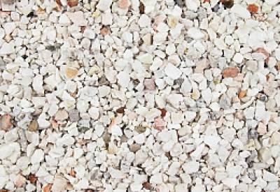 White Calcined Flint 3-8mm